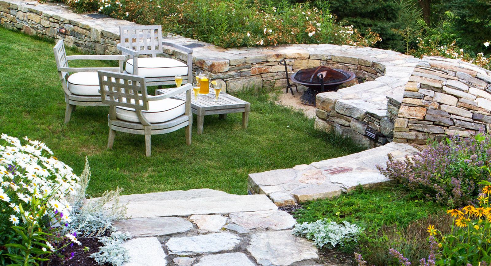 Roger Stone Landscape Design