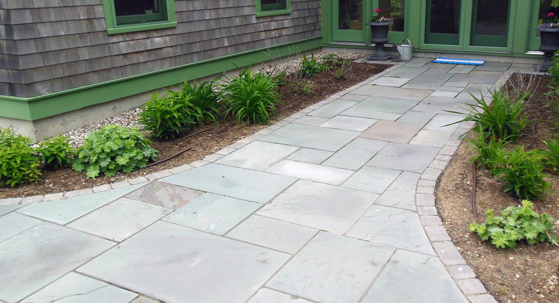 Walkways - Gnome Landscape, Design, Masonry & Maintenance