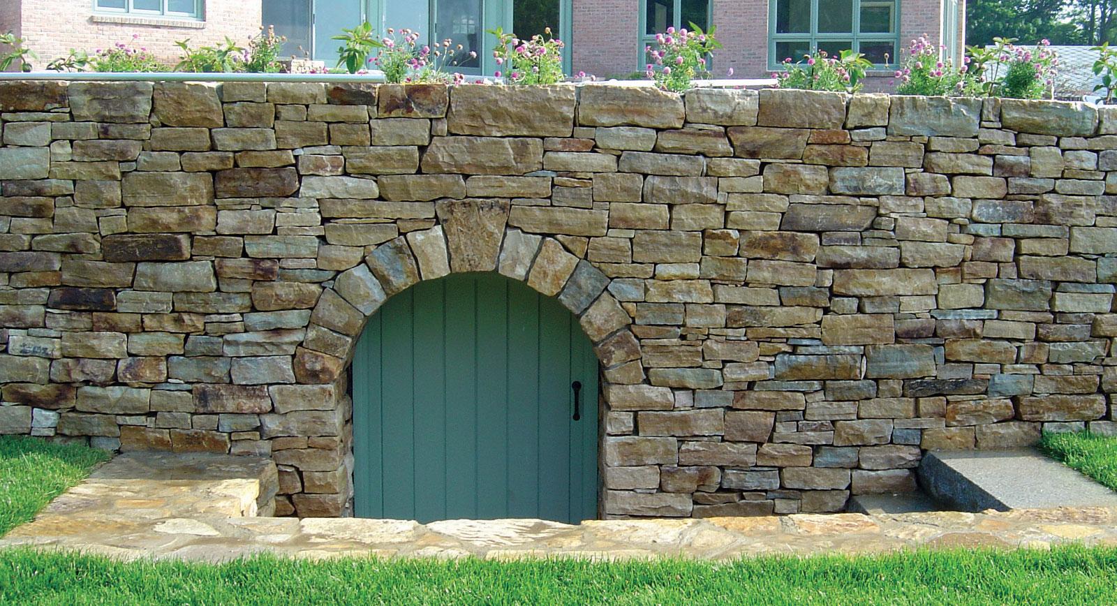 Stone Walls Gnome Landscape Design Masonry Amp Maintenance